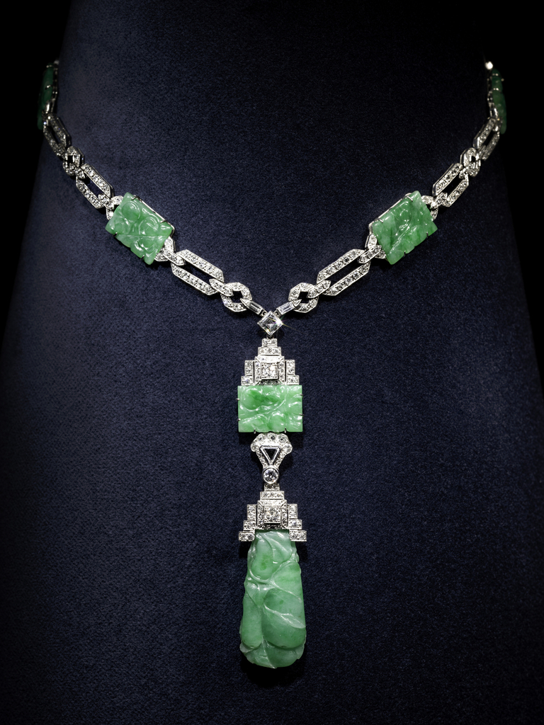 Pendant Necklace, 1920s