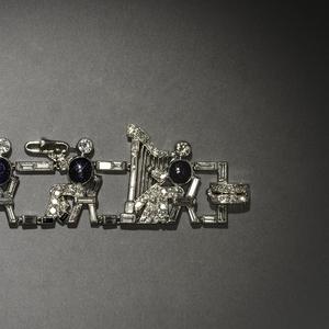 Orchestra Bracelet, ca. 1930