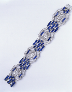 Bracelet, 1925–30