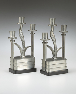 Pair Of Candelabra, 1928