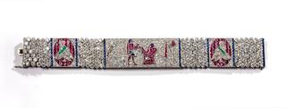 Egyptian Bracelet, ca. 1924
