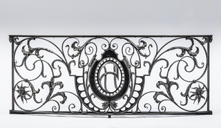 Railing For The Cleveland Play House, ca. 1927