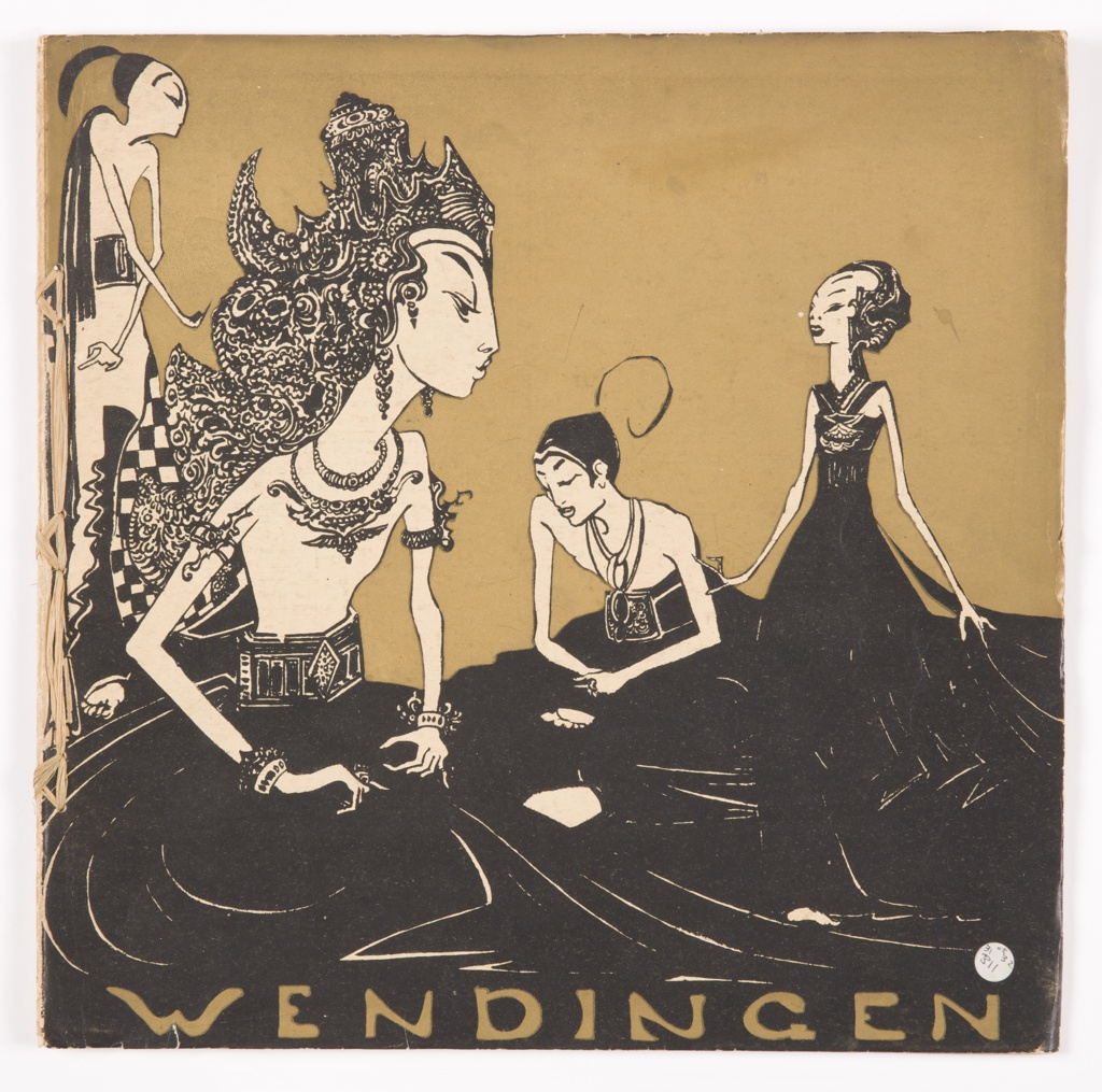 Journal, Wendingen: maandblad voor bouwen en sieren, Vol. 9, No. 5