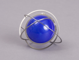 Twisted Circles Brooch