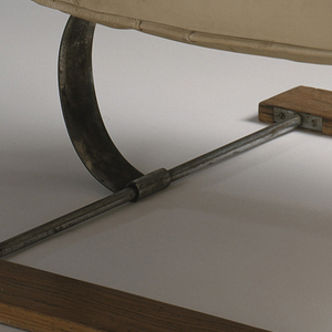 Chair, Designed 1931, this example made ca. 1941