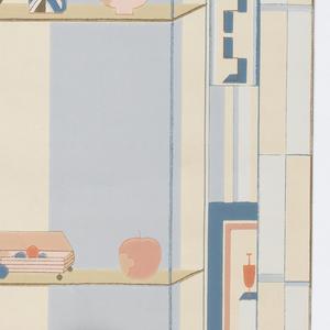 Sidewall, Tablett [Little Table]