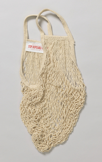Shopping Bag, Stop Disposable Culture