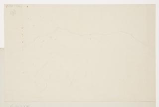 Drawing, Mt. Katahdin, Maine, 1870–78
