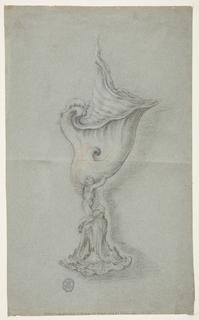 Drawing, Design for a Goblet
