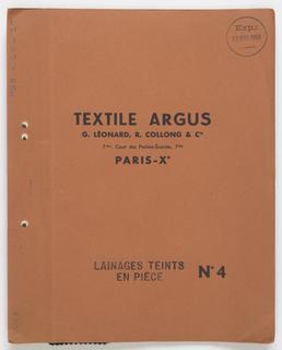 Sample Book (France)