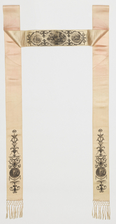 Sash, early 19th century