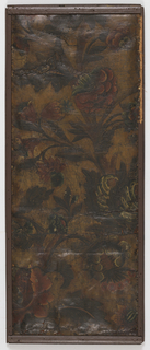 Leather - Fragment (Holland), ca. 1700