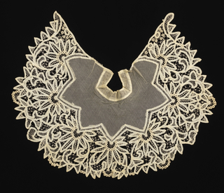 Dress Yoke (USA), ca. 1890