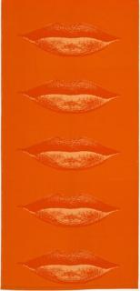 Textile, Lippen