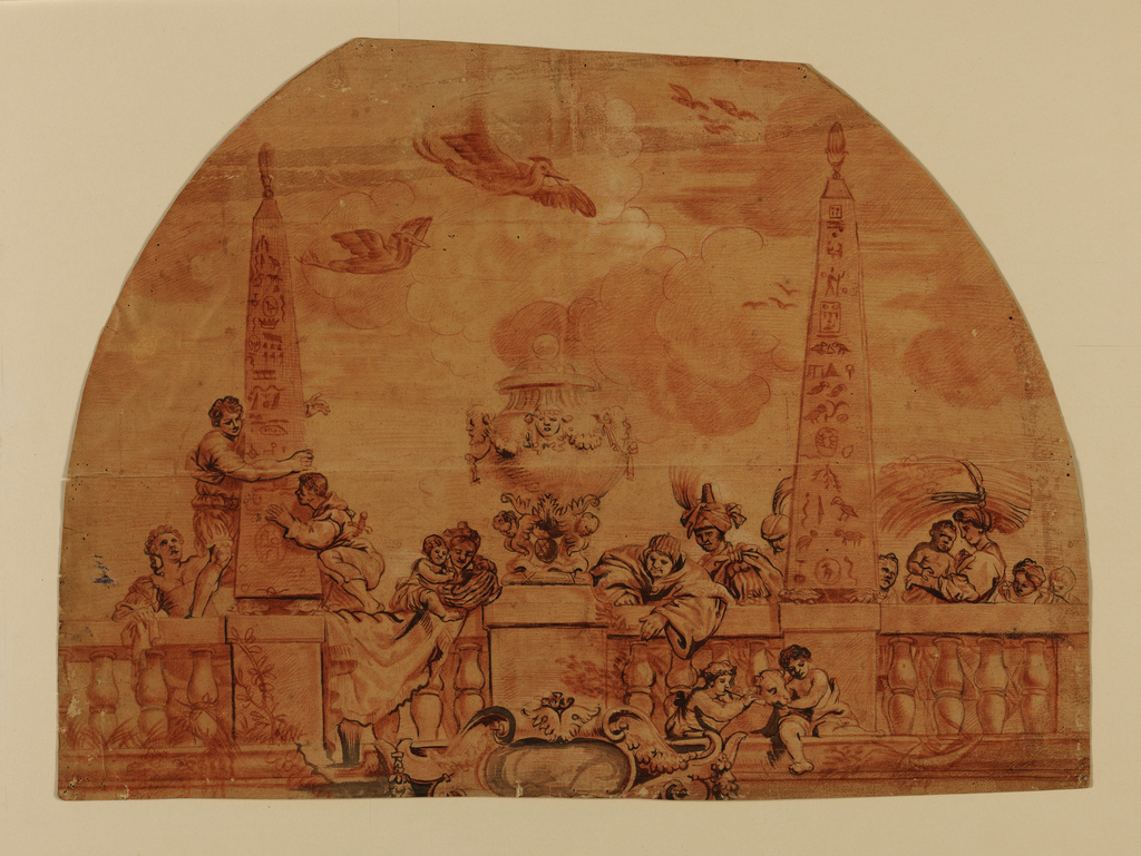 Drawing (Italy), 1730–60