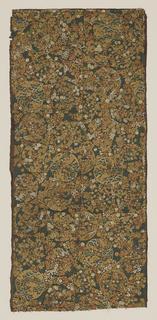 Panel (Japan), late 16th century