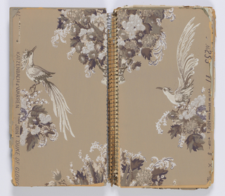 Contains thirty-three examples of reproductions. Paper cover in light gray with black printing.