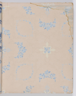 Samples include matched sets of sidewall, frieze and ceiling papers.