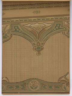 179 pages (incl. top borders; not. incl. attached lower borders or fabric swatches)