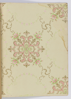 Sample Book, L.C. Orrell & Co., Book No. 2, 1906