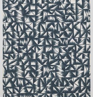 Textile, Fresco, 2017