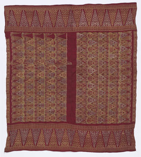 Man's Outer Hip Wrapper (double Saput) (Indonesia)