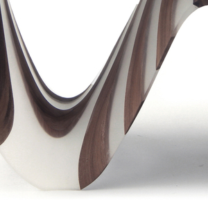 Chair, Diagonal Resin, 2014