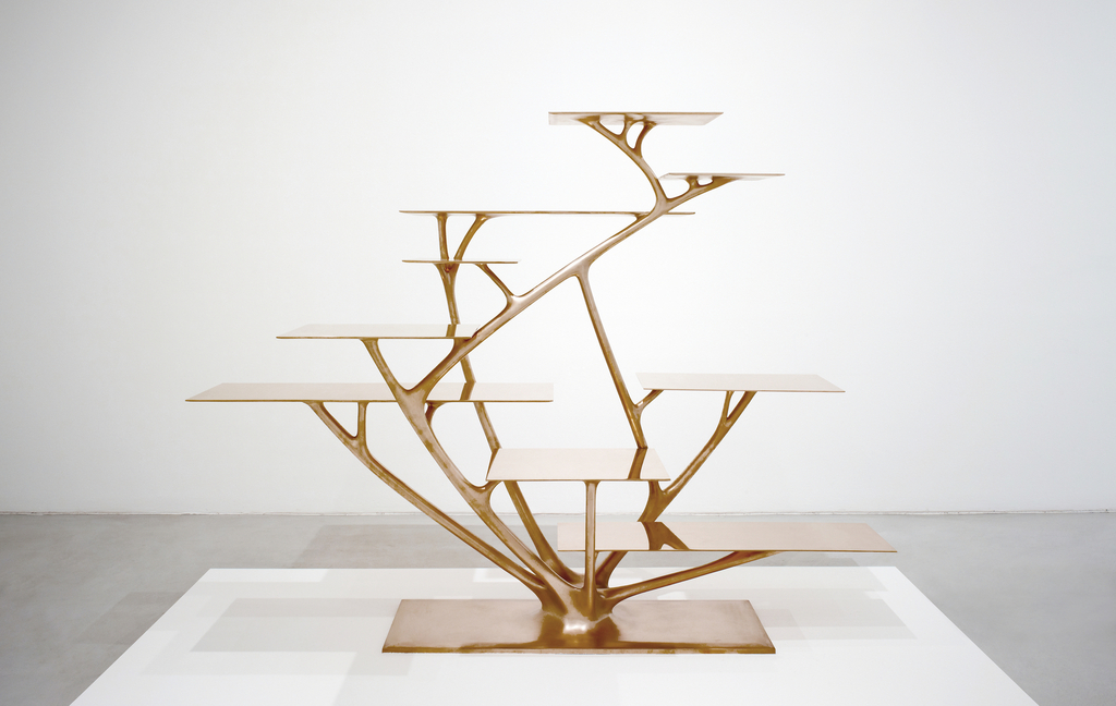 Bookshelf, Branch Mini, 2010