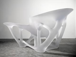 Chaise, Bone, 2006