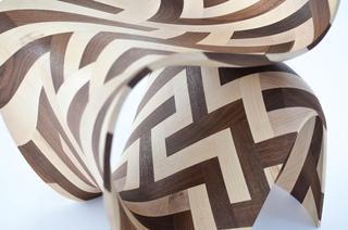 Chair, Maze, 2014