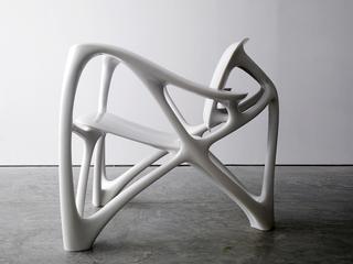 Armchair, Bone, 2007