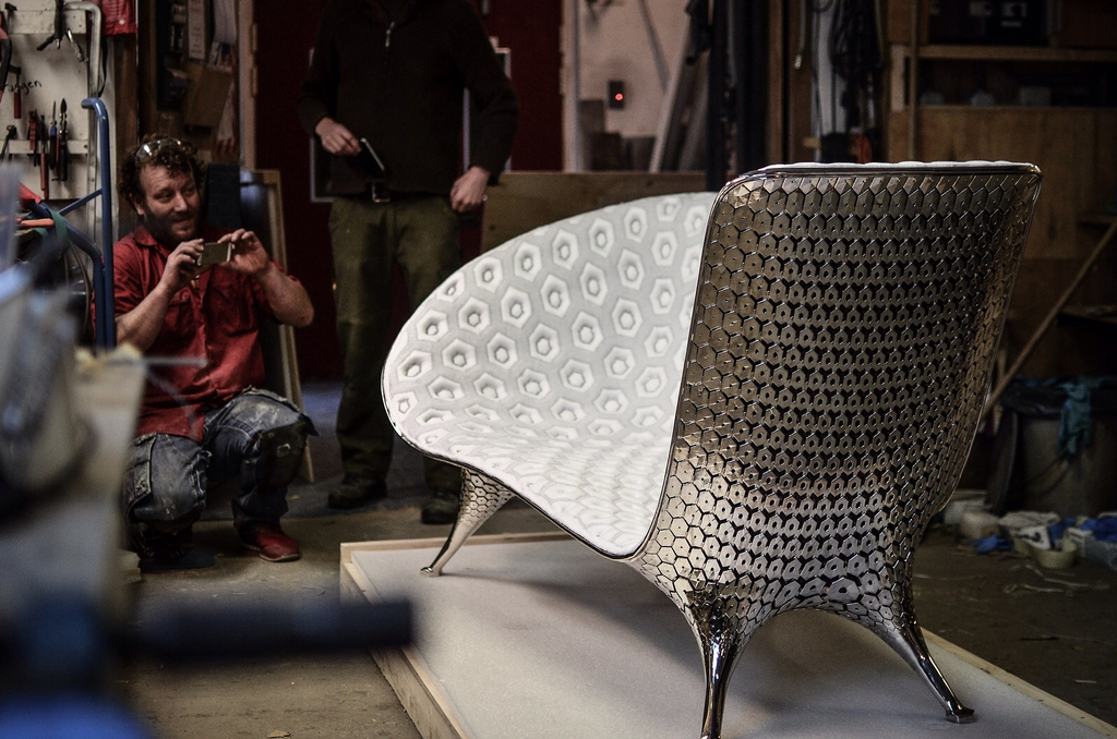 Chaise, Microstructures, 2014