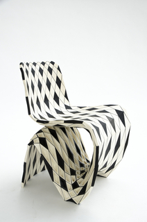 Chair, Diamond, 2014
