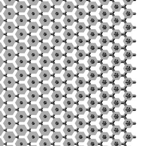 3D Gradient pattern, 2014
