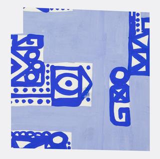 Drawing, Textile Design: Liliom