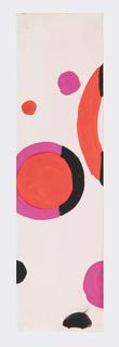 Drawing, Textile Design: Votum