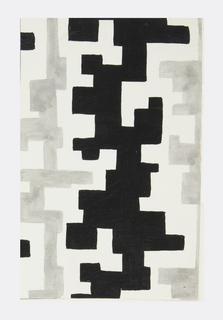 Drawing, Textile Design: Nelson (Nelsen)