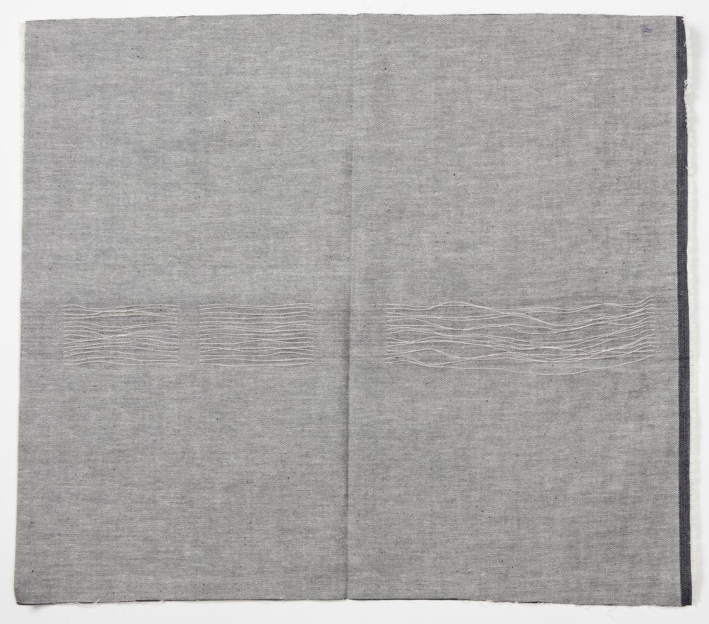 Fabric Sample, 2016