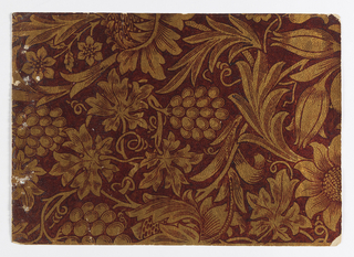 Book contains 178 sheets with each design shown in multiple color ways. Prices marked are for the piece twelve yards long and 21 inches wide. Book is divided into three sections: 1-60, 61-120, 121-175. The binding is inlcuded in the box.