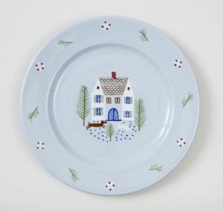 Lamelleware Plate