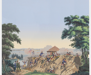 Scenic, Views of the American War of Independence