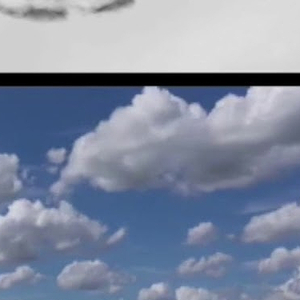 Video, Cumulus: Simulation of formation of clouds
