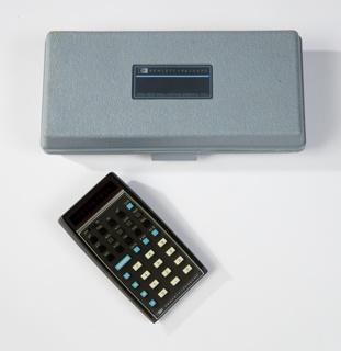 HP-35 Scientific Pocket Calculator