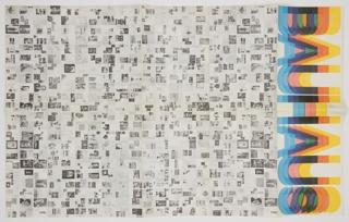 Poster, Bauhaus