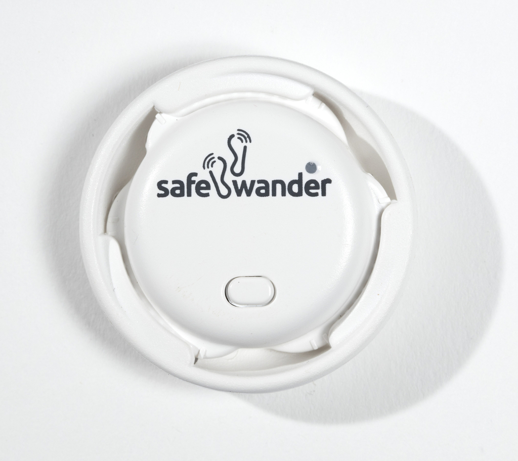 Button Sensor, SafeWander Bed-Exit Alarm Sensor System