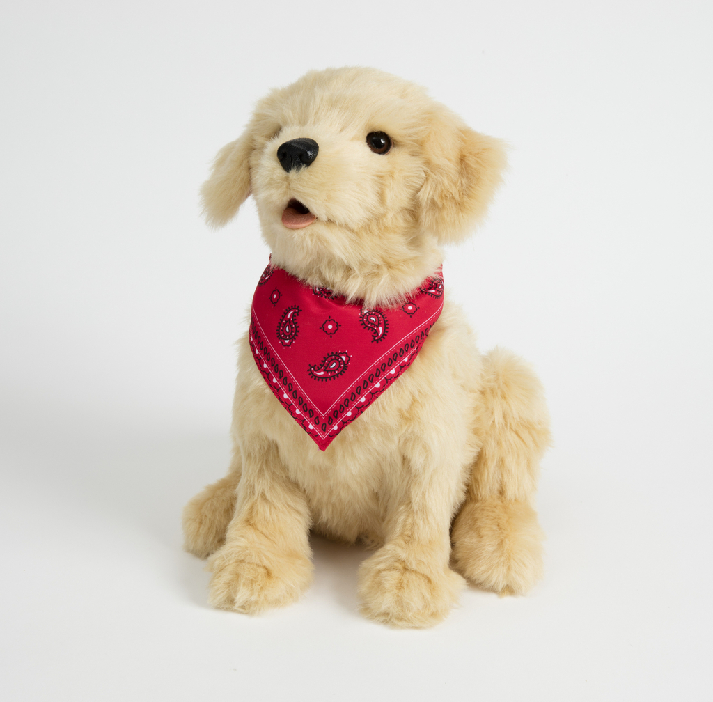 Dog, Joy for All Companion Pets | Objects | Collection of Cooper Hewitt,  Smithsonian Design Museum
