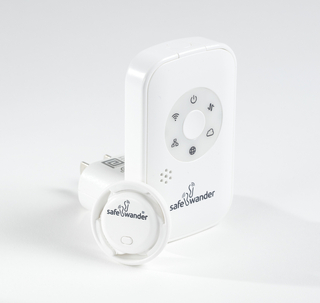 Button Sensor, SafeWander Bed-Exit Alarm Sensor System
