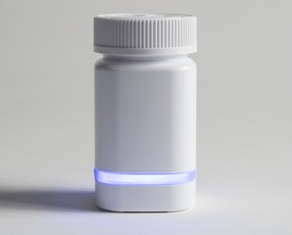 Pill Bottle, AdhereTech Smart Pill Bottle, 2016