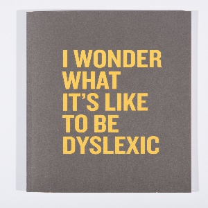Book, I Wonder What it's Like to be Dyslexic, 2013