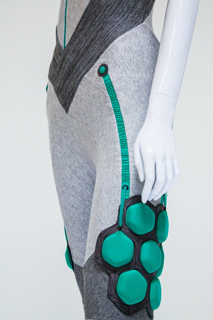 Suit Prototype, Superflex Aura Power, 2016